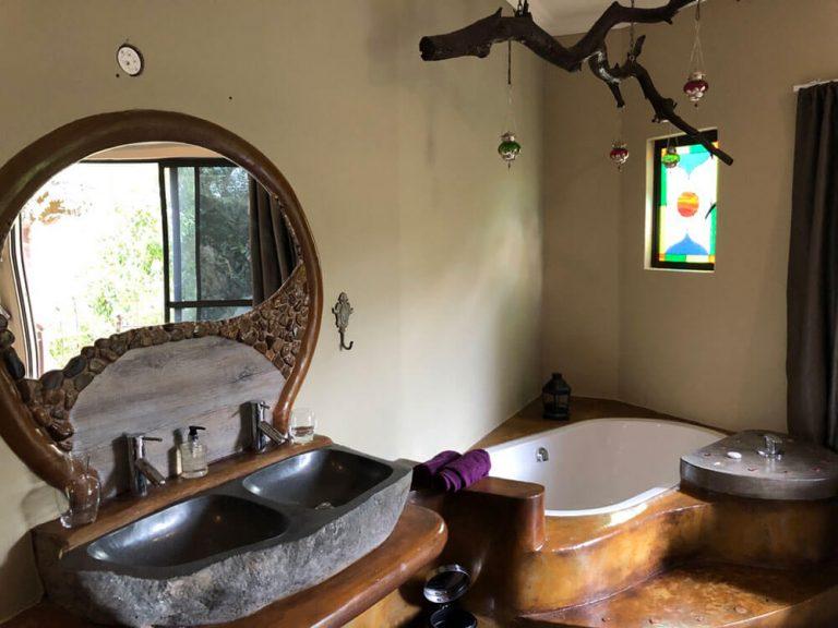 Bath and Faucet ONEness Leopards Rock Bush Boutique