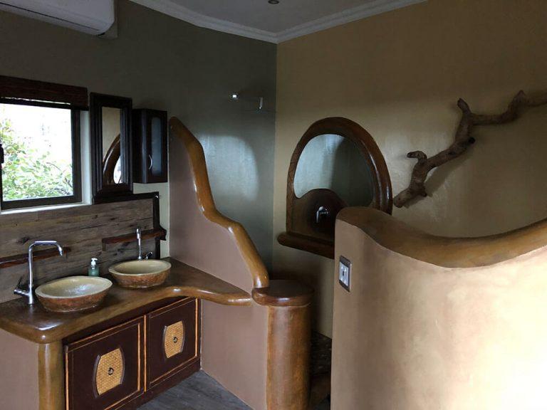 Bathroom Shower IAMness Leopards Rock Bush Boutique